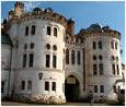 Замок Шереметьевых-озеро Светлояр